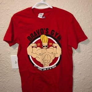VINTAGE JOHNNY BRAVO T SHIRT